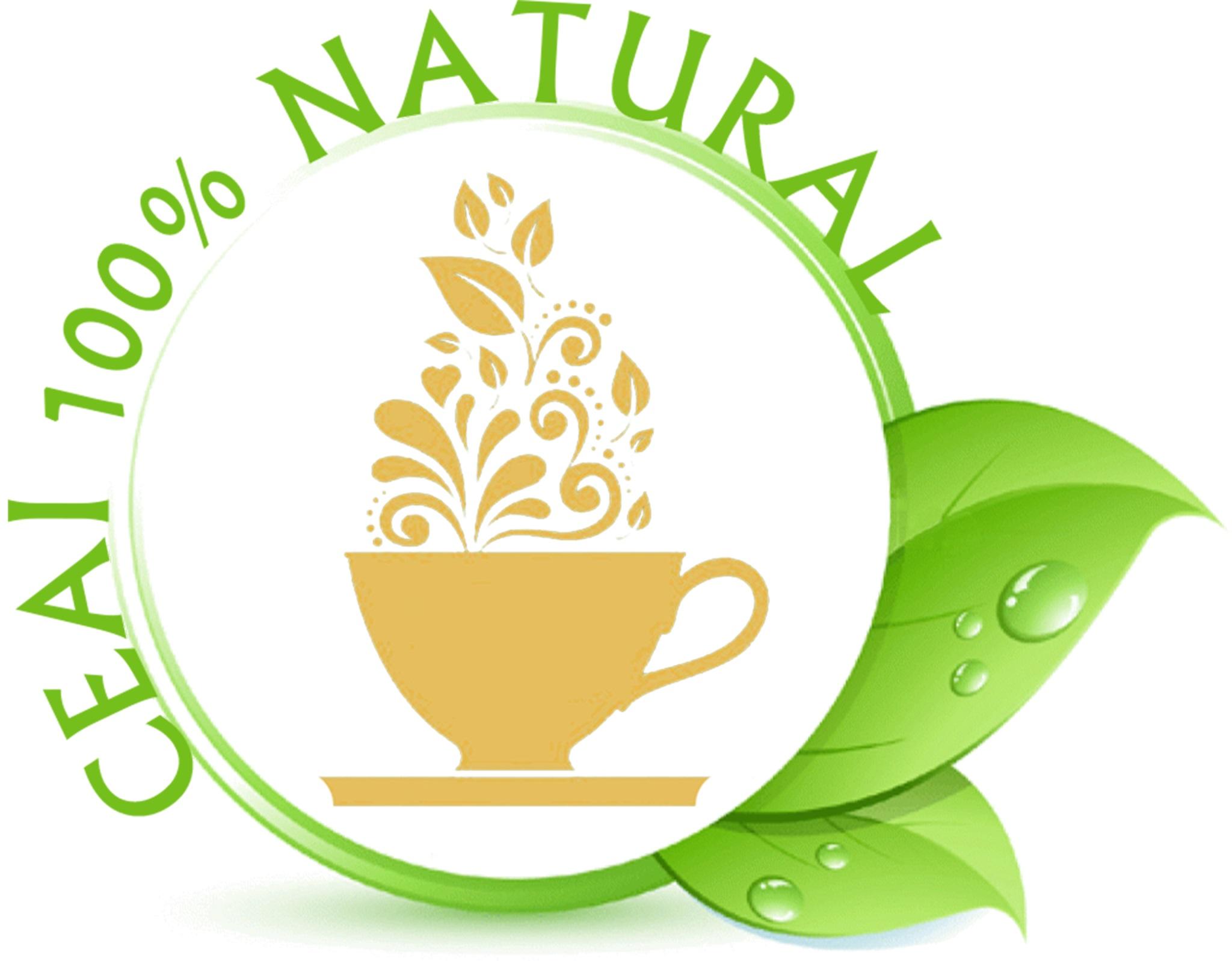 Ceai 100% natural