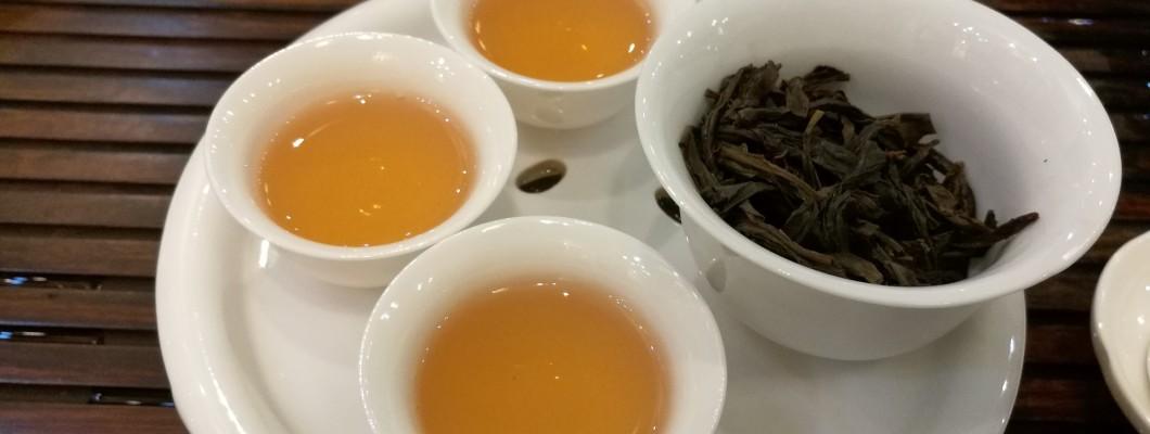 Ceaiul Oolong - o minune a naturii