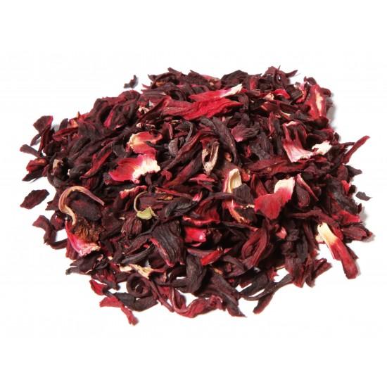 Ceai flori de Hibiscus