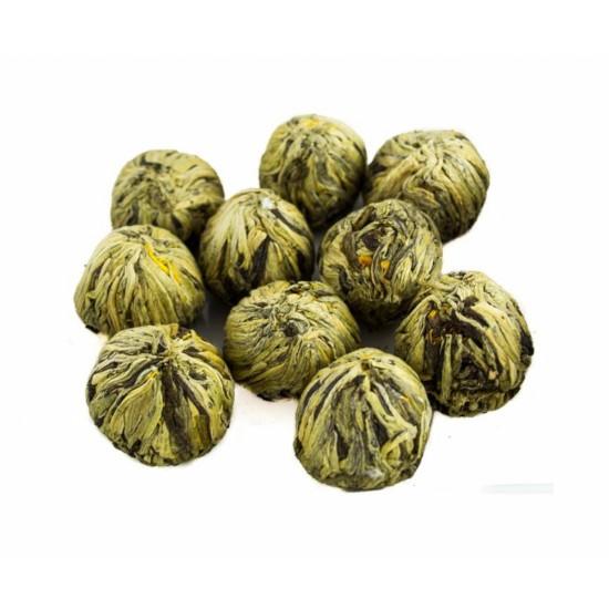 Ceai Blooming Tea Black Jasmine