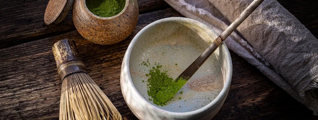 Beneficiile ceaiului Matcha pentru sanatatea tenului