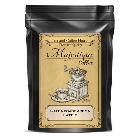 Cafea boabe aroma Latte Macchiato