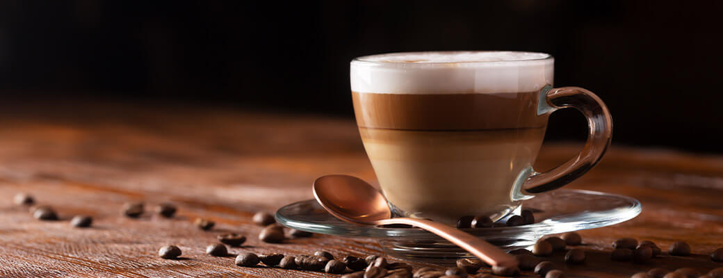 Cafea cu arome
